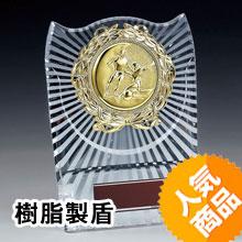 野球表彰記念品・卒業記念品・樹脂製盾