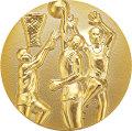 樹脂メダル_バスケット