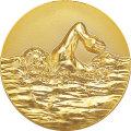 樹脂メダル_スイミング