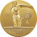 樹脂メダル_テニス